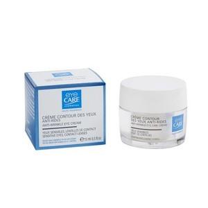 Eye Care Crème Contour des yeux Anti-Rides (Yeux Sensibles) 15ml