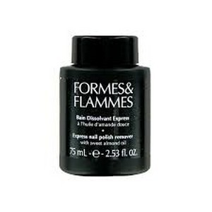 Formes et Flammes Bain dissolvant doux/ réf 90