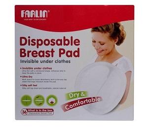 Farlin Coussinets d'allaitement jetables 36 pcs