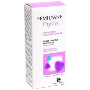 Femilyane Physio hygiène intime muqueuses sensibles 200Ml