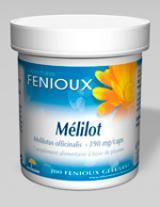 Fenioux Mélilot (Melilotus officinalis) 200 gélules