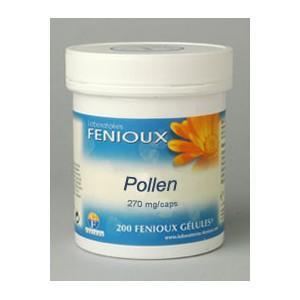 Fenioux pollen 200 gélules dosées à 270mg