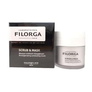 FILOGRA Scrub & mask - Masque Exfoliant Réoxygénant 55 ml