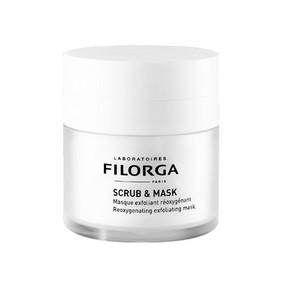 FILORGA Scrub & Mask Masque Exfoliant Réoxygénant 55 ML