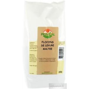 Primeal flocons levure maltee bio 200g