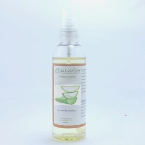 Flore et sens gel d'aloe vera pure 100% ph5.5 100ml