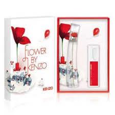 Coffret Flower by kenzo eau de toilette 50ml, lait pour le corps 100ml femme