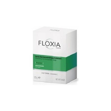 Floxia Savon Dermocosmétique Exfoliant Eclaircissant 125g