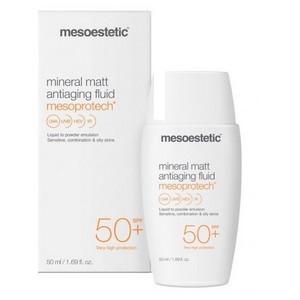 Mesoestetic Mesoprotech Mineral Matt Fluid SPF 50+ 50ml