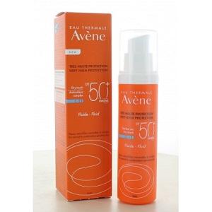 Avène Solaire Fluide très haute protection SPF 50+ (50ml)