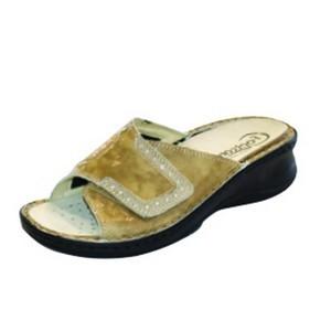 Footcare Sandales hallux valgus beige