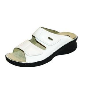 Footcare Sandales diabétiques blanches