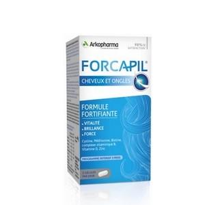 Arkopharma Forcapil Cheveux et Onlgles (60 Gélules)