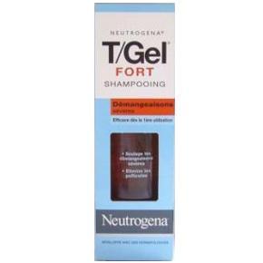Neutrogena T/Gel Fort Démangeaisons Sévères (250 ml)