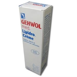 Gehwol med lipidro crème pieds, anti callosités, convient au diabétiques