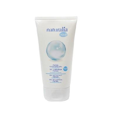 Naturalia Aqua Gel Nettoyant Visage (150 ml)