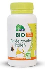 MGD Bio Gelée Royale & Pollen 90 gélules