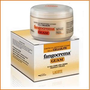 GUAM FANGOCREMA - Boue Crème 300ml - Anti-Cellulite