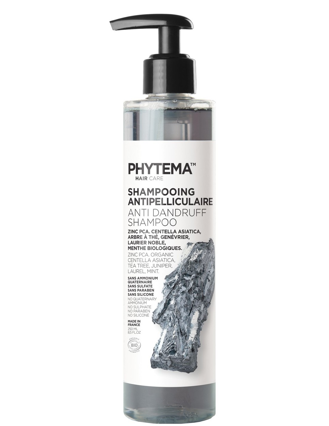 Phytema shampoing Antipelliculaire 250ml 3760054010048