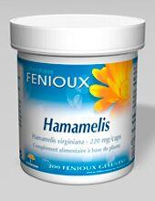 Fenioux Hamamélis (Hamamelis virginiana) 200 gélules - 220mg