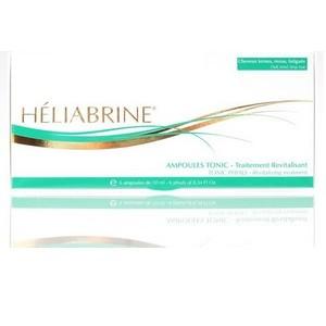 Héliabrine Ampoules Cheveux Tonic- Traitement Revitalisant Cheveux Ternes Mous 6x 10ml