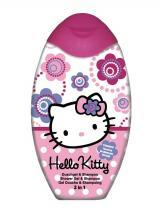 Hello Kitty Gel Douche et Shampooing 2 en 1 (300ml)