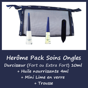 Offre Herôme Pack Soins Ongles