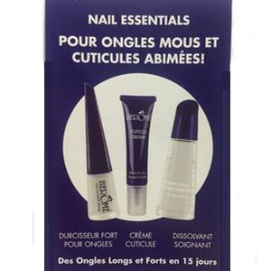 Offre Herôme Kit Essential Ongles Mous et Cuticules Abîmées