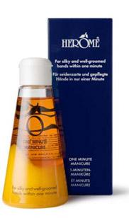 Herôme Manucure en 1 minute (one Minute) 120 ml