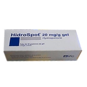 Hidrospot 20 mg/g Gel hydroquinone 30 g