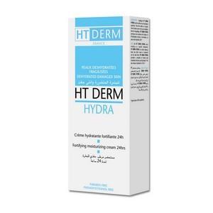 HTDERM Hydra Crème Hydratante Fortifiante 30ml