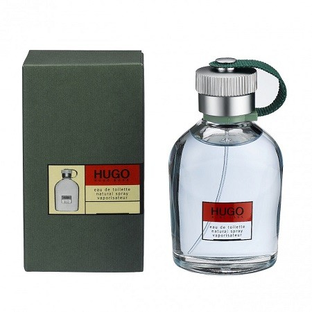 Hugo Boss, Hugo Man Eau de Toilette Homme 125 ml
