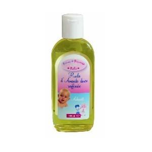Prince & princesse Lili huile d'amande douce raffinée 100 ml