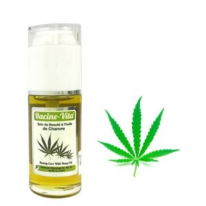 huile de chanvre bio en pharmacie
