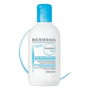 Bioderma Hydrabio lait Nettoyant hydratant (250 ml)