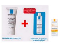 Promotion La Roche-Posay Hydreane riche (40 ml) (solution micellaire physiologiques 50 ml offerte+ trousse)