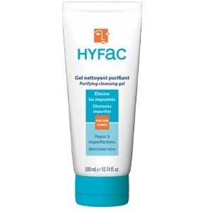 Hyfac gel nettoyant dermatologique purifiant (300 ml)