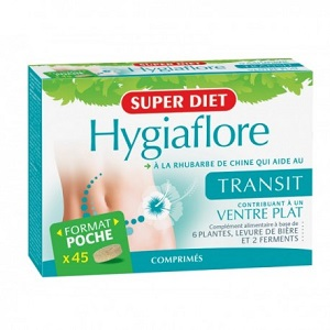 Hygiaflore Transit comprimés - Super Diet 45 comprimés