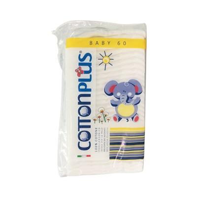 Cotton plus carre coton extra plus X60