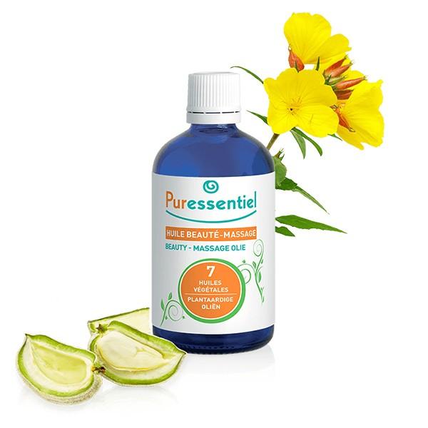 Puressentiel huile de beauté massage aux 7 HE 100ml