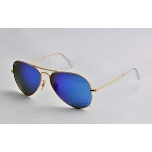 Ray Ban Aviator lunettes solaires RB3025 LARGE 112/17 55*14 2N