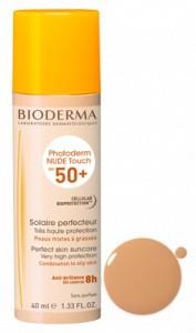 Biodermaphotoderm NUDE Touch SPF 50+ Teinte Naturelle