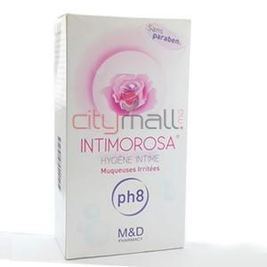 M&D Intimorosa hygiène intime ph8