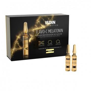 ISDIN ISDINCEUTIQUE Flavo-C Melatonin 30 ampoules