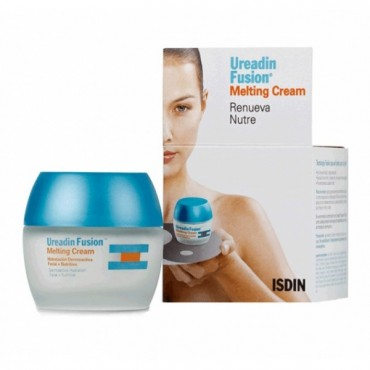 Isdin ureadin fusion melting cream peaux normales 50ml
