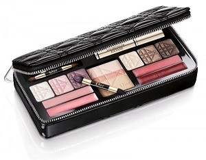 dior cannage couture collection palette de maquillage complete