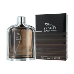 Jaguar classic Amber eau de toilette homme 100ml