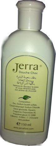 Jerra crème lavante chocolat 150 ml