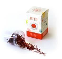 Jerrasafran Filaments de safran 100% pur 1g