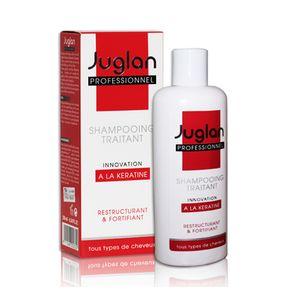 Juglan professionnel shampooing traitant à la kératine 250 ml